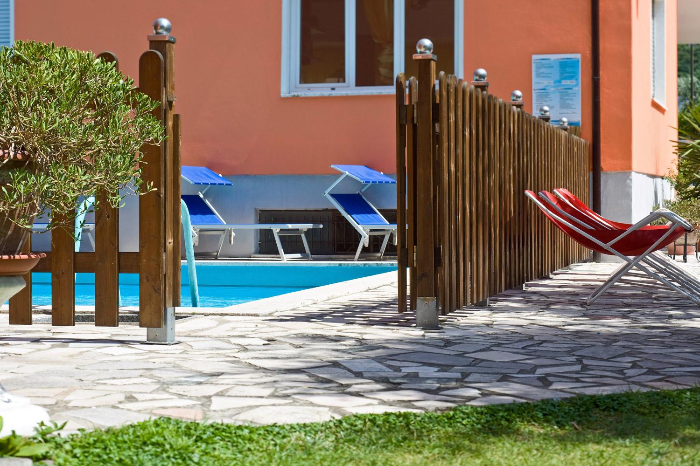 Villa Mimosa - B&B - Torbole sul Garda - piscina pool