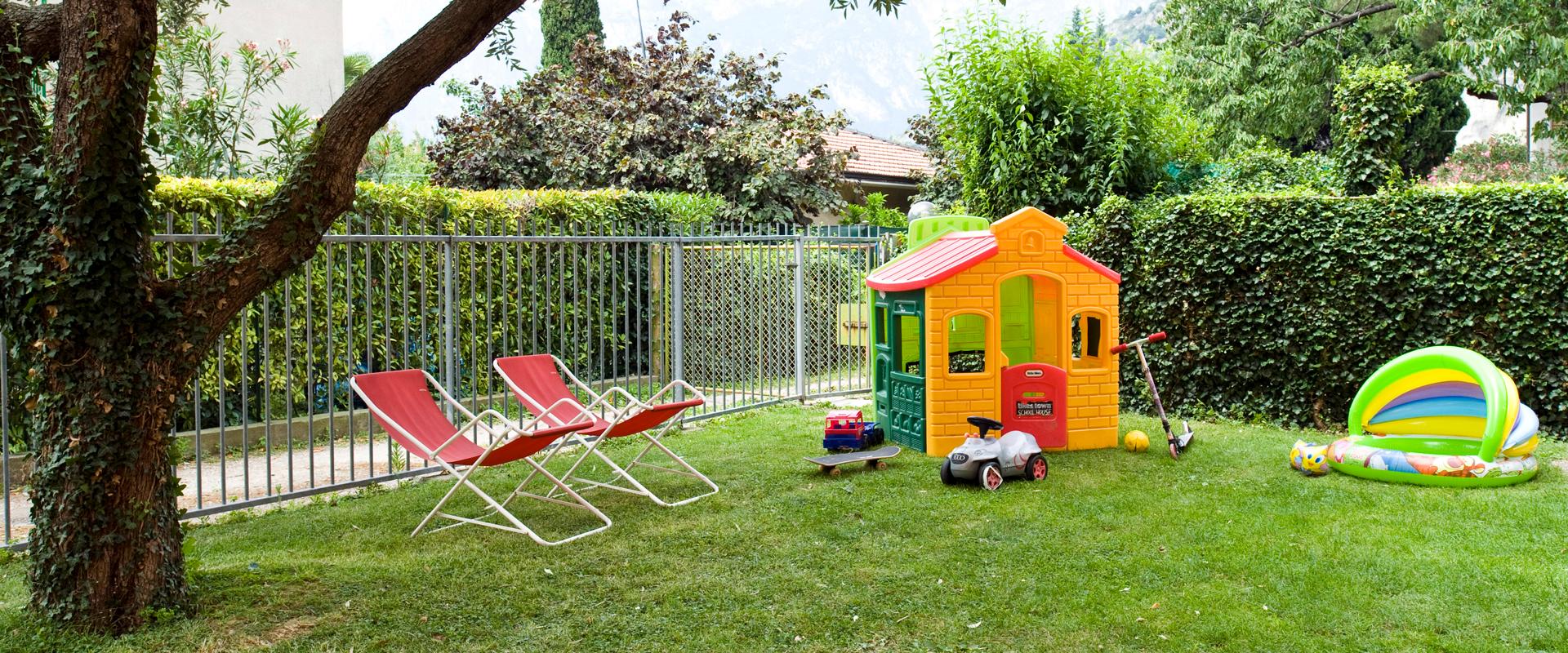 Villa Mimosa - B&B - Torbole sul Garda - Garden