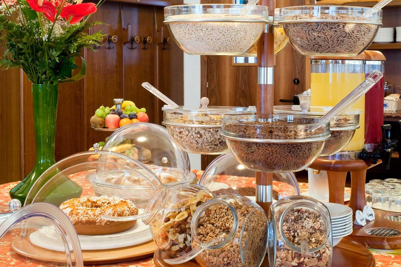 Villa Mimosa - B&B - Torbole sul Garda - colazione - breakfast